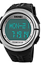 SKMEI® Unisex Pulse Heart Rate Monitor Counter Calories LCD Digital Sport Watch