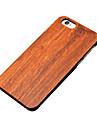 아이폰 자체 / 아이폰 5s / 아이폰 5 울트라 씬 배 나무 보호 뒷면 커버 하드 아이폰 PC 케이스