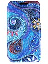 Kinston® the Art of Spiral Pattern PU Leather Case For iPhone 7 7 Plus 6s 6 Plus SE 5s 5c 5 4s 4