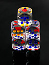Dices and Chips Square PVC