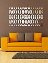 Loisir Stickers muraux Miroirs Muraux Autocollants Stickers muraux decoratifs,PVC Materiel Amovible Decoration d\'interieur Wall Decal