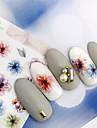 1 Sticker Manucure  Autocollants de transfert de l\'eau Maquillage cosmetique Manucure Design