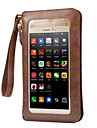 iPhone 7 Plus Wallet Universal Bag Lanyard Holster Touch Screen Case for iPhone 5/5S/SE/6/6S/6 Plus/6S Plus
