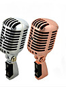 Avec fil-Microphone a Main-Microphone de KaraokeWith6.3mm