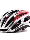 Спортивные-Универсальные-Велосипедный спорт / Горные велосипеды-шлем(Белый / Зелёный / Красный / Чёрный / Синий,Поликарбонат /