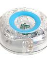 дети купаются подводная вспышка водить красочный флоат ванна игрушка лампа прозрачный синий небо
