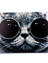 "Case for Macbook 13"" Macbook Air 11""/13"" Macbook Pro 13""/15"" MacBook Pro 13"" with Retina display Animal Plastic Material Cat Cartoon Series Case"