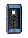 Pour Coque iPhone 6 Coques iPhone 6 Plus Impermeable Eau / salete+D4731 / antichoc Coque Coque Integrale Coque Couleur Pleine Dur