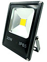 20W Led FLood Light 1500LM Outdoorlight IP65 Waterproof Warm/Cool White Color Floodlight for Home(AC85-265V)