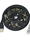 Jiawen usb 60-smd5050 rgb 1m waterdichte led strip dc 5v