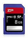 ZP 8GB SD Karten Speicherkarte UHS-I U1 Class10