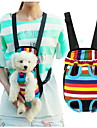 Cat Dog Carrier & Travel Backpack Front Backpack Pet Baskets Stripe Portable Stripe