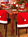 6Pcs Christmas Chair Covers Christmas Decorations65*50CM