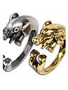 Кольца Без камня Halloween / Для вечеринок / Повседневные Бижутерия Сплав Женский / Мужчины Массивные кольца 1шт,Стандартный размер