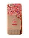 Pour Coque iPhone 6 Coques iPhone 6 Plus Motif Coque Coque Arrière Coque Animal Dur Polycarbonate pour iPhone 6s Plus/6 Plus iPhone 6s/6