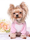 Perros Camiseta / Sudadera Azul / Rosado Ropa para Perro Invierno / Primavera/Otono Bloques Adorable / Casual/Diario