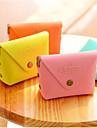 Macarons цвет пу изменение кожаный кошелек