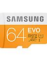 Samsung 64Go TF carte Micro SD Card carte memoire UHS-1 Class10 EVO