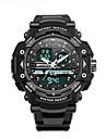 SANDA Men\'s Smart Watch Sport Military Style Waterproof Sport Japanese Quartz Watches Shock  Relogio Digital Watch