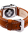 Watch Band For Apple Watch Series 1 2 Classic Buckle Genuine Leather Replacement Band