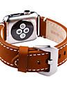 Bande de Montre pour Apple Watch series 1 2 bague classique bracelet en cuir veritable