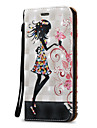 For Samsung Galaxy A3 A5 (2016) Case Cover 3D Sexy beauty Hard PU Leather for A3 A5