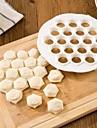 1 pieces Dumplings Plastique Ecologique / Haute qualite / Creative Kitchen Gadget / Nouveautes