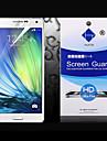 hd protecteur d\'ecran avec la poussiere absorbeur pour Samsung Galaxy a5 (1 pc)