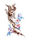 Временные тату Тату с тотемом С рисунком Waterproof Женский Girl Подростки Вспышка татуировки Временные татуировки