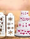 29.5cm*10cm Декорирование Инструмент Для торта / Для шоколада / Other Пластик Сделай-сам / Высокое качество