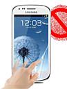 mat protecteur d\'ecran pour Samsung Galaxy Mini i8190n (3 pieces)
