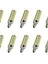 7W E14 / E12 / E17 / E11 LED лампы типа Корн T 152LED SMD 3014 550-600LM lm Тёплый белый / Холодный белый Декоративная AC110 / AC220 V10