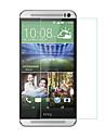 Huyshe installer facile contre l\'eau anti-rayures anti-empreintes digitales trempe protecteur d\'ecran de verre pour HTC One M9