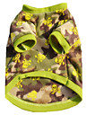 Dog Vest Dog Clothes Casual/Daily British Camouflage Color
