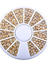 1pcs Manucure De oration strass Perles Maquillage cosmetique Nail Art Design