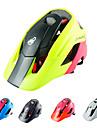 Спорт Универсальные Велоспорт шлем 15 Вентиляционные клапаны Велоспорт Велосипедный спорт Горные велосипеды L: 59-63 смПоликарбонат