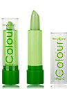 1Pc Magic Colour Temperature Change Color Lip balm Moisture Anti-aging Protection Lips 3.2g Makeup Brand HengFang