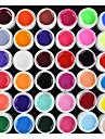 Набор из 36 цветов УФ геля для ногтей (8 мл)