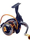 Катушки для спиннинга Спиннинговые катушки 2.6:1 16.0 Шариковые подшипники Заменяемый Обычная рыбалка-XF2000