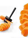 1 ед. Морковь Огурец Овощечистка & Терка Cutter & Slicer точило For Для овощного Пластик Нержавеющая стальВысокое качество Творческая