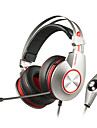 XIBERIA K5U professional Gaming Headset Headphones Super Stereo Bass USB LED Stereo Gaming Headsets For Computer Gamer