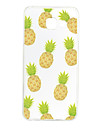 For Samsung Galaxy A3 (2017) A5 (2017) Case Cover Pineapple Pattern Painted High Penetration TPU Material Phone Case A3(2016) A5(2016)