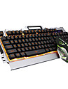 wired retroiluminacao LED iluminado multimedia ergonomico teclado USB gaming gamer 3200dpi 6 botoes de jogo do rato optico