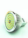 4.5W GU5.3(MR16) Точечное LED освещение MR16 48 SMD 2835 400 lm Тёплый белый Холодный белый Декоративная AC 12 V 1 шт.