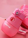 Прозрачный Матовое Стаканы, 280 ml Переносной С защитой от протекания BPA Free Силикон Полипропилен Сок Вода Бутылки для воды
