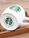 Classic Drinkware, 300 ml Decoration Girlfriend Gift Ceramic Juice Milk Coffee Mug