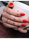 Women\'s Midi Rings Vintage Alloy Jewelry For Daily