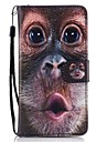 For Case Cover Wallet Card Holder with Stand Flip Pattern Full Body Case Animal Hard PU Leather for SamsungJ5 (2016) J5 (2017) J5 J3 J3