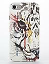 For Pattern Case Back Cover Case Animal Hard PC for Apple iPhone 7 Plus iPhone 7 iPhone 6s Plus iPhone 6 Plus iPhone 6s iPhone 6