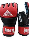 Боксерские перчатки Снарядные перчатки Тренировочные боксерские перчатки для Бокс Тайский бокс Без пальцевСохраняет тепло Дышащий